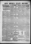 New Mexico State Record, 01-03-1919