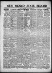 New Mexico State Record, 01-10-1919