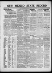 New Mexico State Record, 01-17-1919