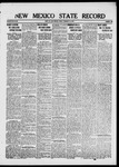 New Mexico State Record, 02-14-1919