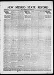 New Mexico State Record, 02-21-1919