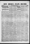 New Mexico State Record, 03-14-1919