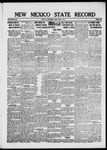 New Mexico State Record, 04-04-1919