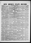 New Mexico State Record, 05-28-1920 by State Publishing Company
