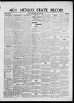 New Mexico State Record, 06-04-1920 by State Publishing Company