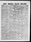 New Mexico State Record, 06-11-1920 by State Publishing Company