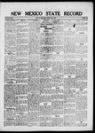 New Mexico State Record, 07-02-1920 by State Publishing Company
