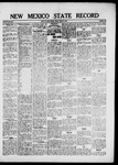 New Mexico State Record, 08-06-1920 by State Publishing Company
