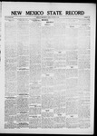 New Mexico State Record, 02-04-1921 by State Publishing Company