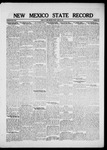 New Mexico State Record, 06-24-1921 by State Publishing Company