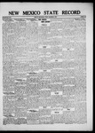 New Mexico State Record, 11-04-1921 by State Publishing Company
