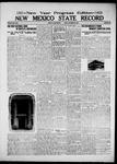 New Mexico State Record, 12-30-1921 by State Publishing Company