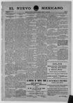 El Nuevo Mexicano, 01-13-1900