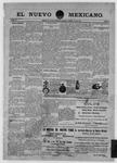 El Nuevo Mexicano, 01-20-1900