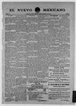 El Nuevo Mexicano, 03-10-1900