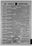 El Nuevo Mexicano, 03-17-1900