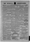 El Nuevo Mexicano, 04-28-1900