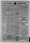 El Nuevo Mexicano, 05-12-1900
