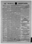 El Nuevo Mexicano, 05-19-1900