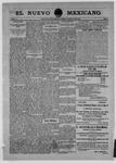 El Nuevo Mexicano, 08-18-1900