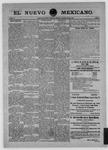 El Nuevo Mexicano, 08-25-1900
