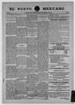 El Nuevo Mexicano, 09-08-1900