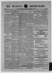 El Nuevo Mexicano, 09-22-1900