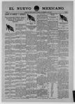 El Nuevo Mexicano, 11-10-1900