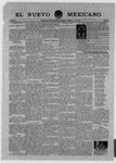 El Nuevo Mexicano, 01-12-1901