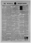 El Nuevo Mexicano, 03-16-1901