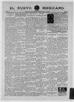 El Nuevo Mexicano, 05-11-1901