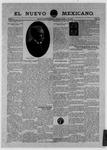 El Nuevo Mexicano, 06-15-1901