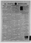 El Nuevo Mexicano, 07-20-1901