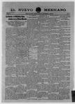 El Nuevo Mexicano, 09-21-1901