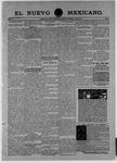 El Nuevo Mexicano, 10-19-1901