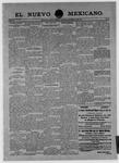 El Nuevo Mexicano, 10-26-1901