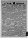 El Nuevo Mexicano, 11-23-1901