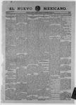 El Nuevo Mexicano, 11-30-1901