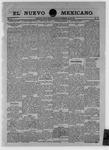 El Nuevo Mexicano, 12-28-1901