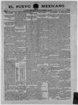 El Nuevo Mexicano, 12-10-1904
