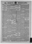 El Nuevo Mexicano, 01-14-1905