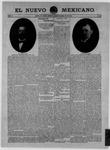 El Nuevo Mexicano, 03-25-1905