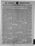El Nuevo Mexicano, 08-05-1905