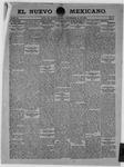 El Nuevo Mexicano, 09-23-1905