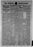 El Nuevo Mexicano, 09-15-1906