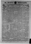El Nuevo Mexicano, 11-24-1906