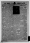 El Nuevo Mexicano, 05-25-1907