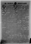 El Nuevo Mexicano, 10-26-1907