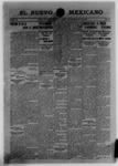 El Nuevo Mexicano, 11-16-1907
