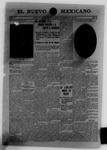 El Nuevo Mexicano, 11-30-1907